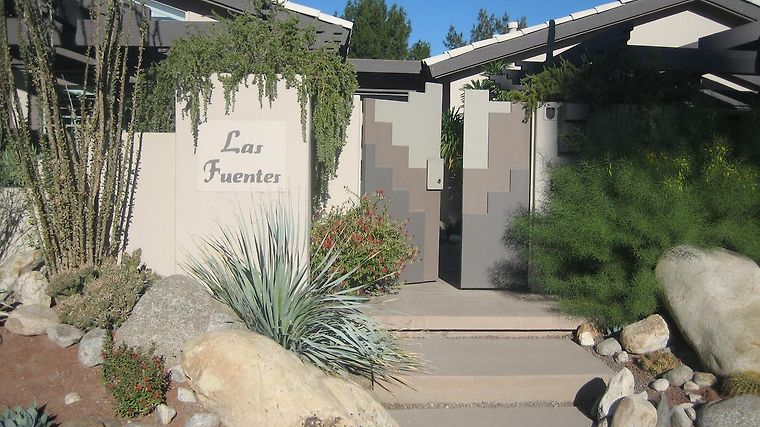 Hotel Las Fuentes Inn And Gardens Adult Only Palm Springs Ca 2 - Fuentes-exterior