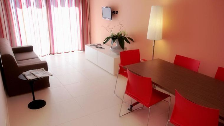 LE TERRAZZE HOTEL & RESIDENCE VILLORBA 4* (Italy) - from US$ 76 | BOOKED