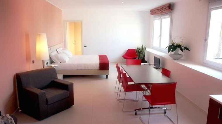 LE TERRAZZE HOTEL & RESIDENCE VILLORBA 4* (Italy) - from US$ 79 | BOOKED