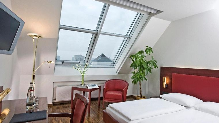 Novum Business Hotel Imperial Frankfurt Messe Room Hotel information