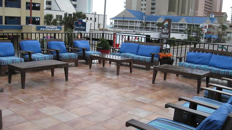 Hotel Hurl Rock Motel Myrtle Beach Sc 2 United States From Us 159 Booked