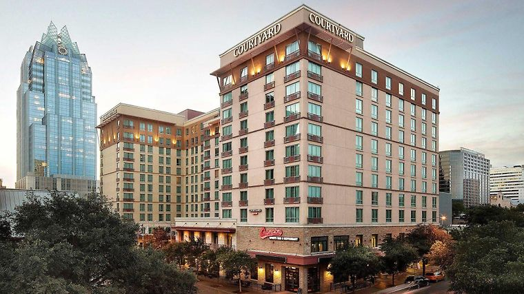 HOTEL RESIDENCE INN BY MARRIOTT AUSTIN DOWNTOWN/CONVENTION CENTER