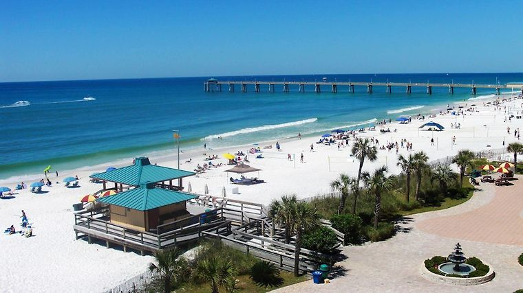 Hotel Ramada Plaza Fort Walton Beach Resort Destin Fl 3 United States From Us 141 Booked