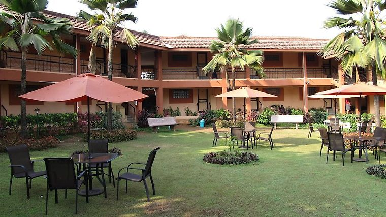 The International Centre Goa Exterior Hotel information