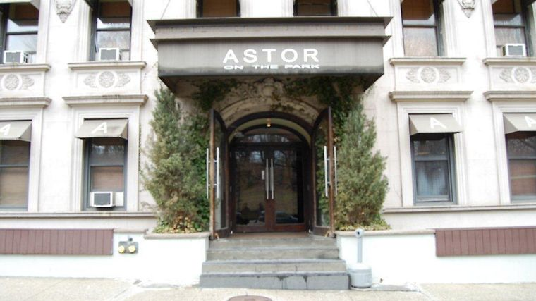 Astor On The Park Exterior Hotel information