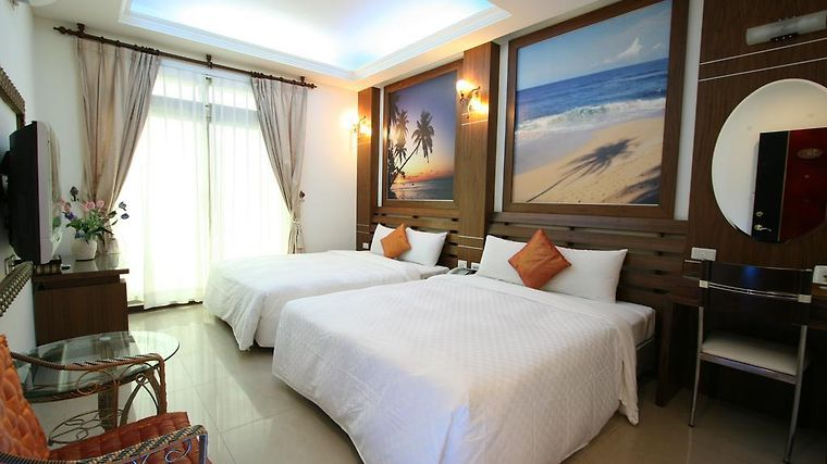 Seashell Bay Room