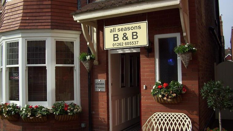 All Seasons B&B Exterior Hotel information