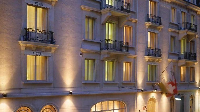 HOTEL VICTORIA LAUSANNE 4* (Switzerland) - from US$ 186 | BOOKED
