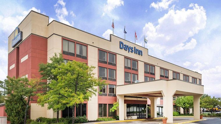 HOTEL DAYS INN ERIE, PA 3* (United States) - from C$ 204