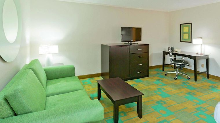 HOTEL LA QUINTA INN & SUITES MERIDIAN, MS 3* (United States) - from ...