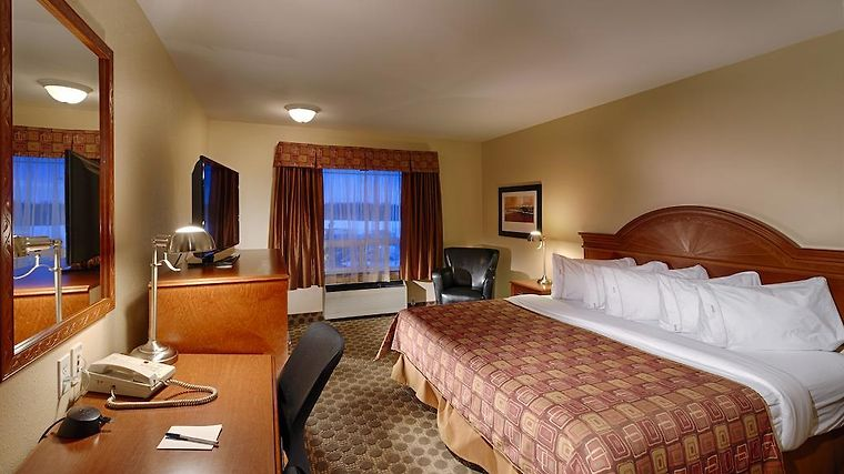 Super 8 Rocky Mountain House Exterior Hotel information
