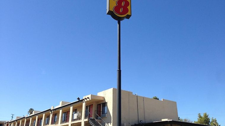 Super 8 Barstow Exterior Hotel information
