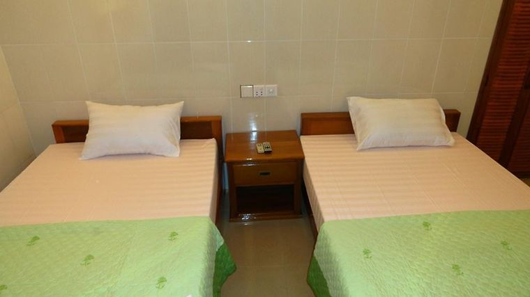 Heng Sambath Guesthouse Room