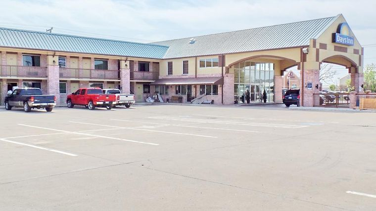 Days Inn Conway Exterior Hotel information