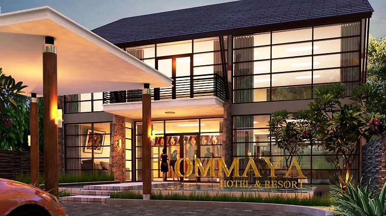 Ommaya Hotel And Resort Exterior Hotel information