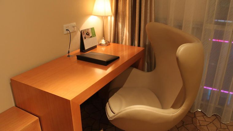 Smart Hotel Jinjiang Qingyang Branch Room