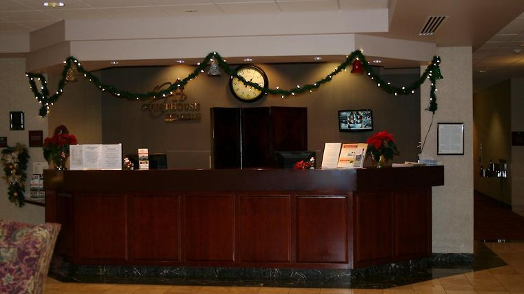 Guesthouse Inn & Suites Monroe Exterior Hotel information
