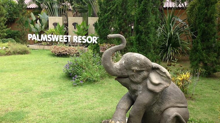 Palm Sweet Resort Exterior Hotel information