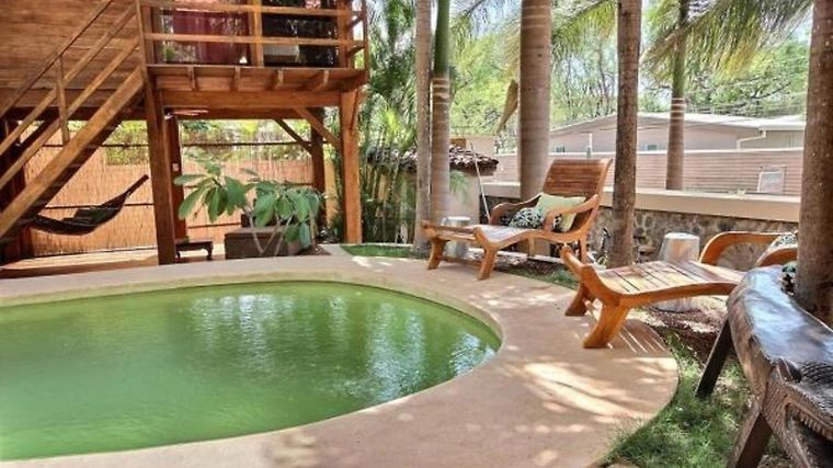 Hotel The Beach Bungalows Tamarindo Costa Rica From Us 106 Booked