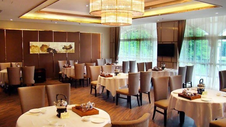 Clifford Golden Lake Hotel Foshan 4 China From Us 77 Booked