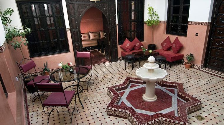 Riad Agdim Exterior Hotel information
