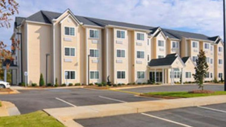 Microtel Inn & Suites By Wyndham Ozark Exterior Hotel information
