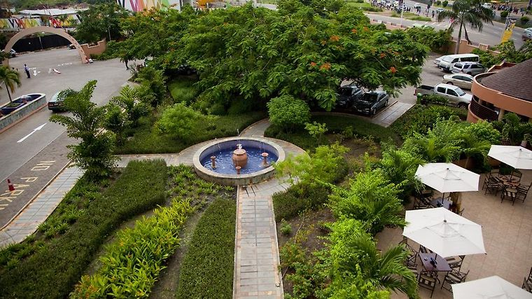THE AFRICAN REGENT HOTEL ACCRA 4* (Ghana) - from US$ 197 | BOOKED