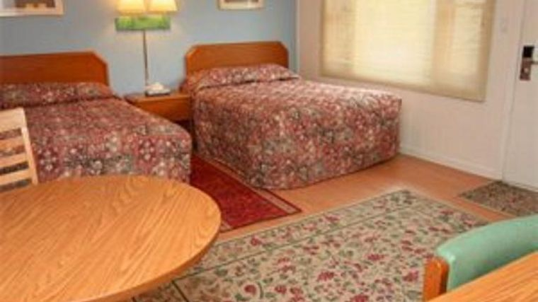 Saratoga Community Court Motel Room Hotel information