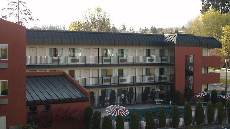 Days Inn Port Angeles Exterior Hotel information