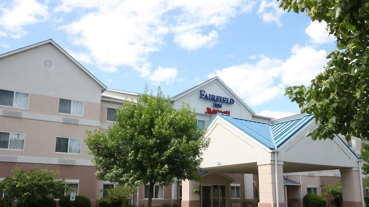 Fairfield Inn Albany Universit Exterior Hotel information