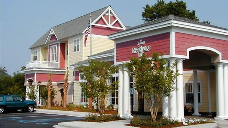Residence Inn Charleston Mt. Pleasant photos Exterior Hotel information