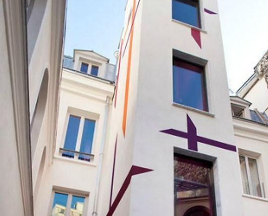 Cristal Champs Elysees Exterior Hotel information