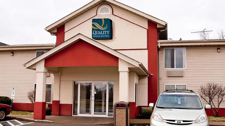Hotel Quality Inn Suites Middletown Franklin Oh 2 United