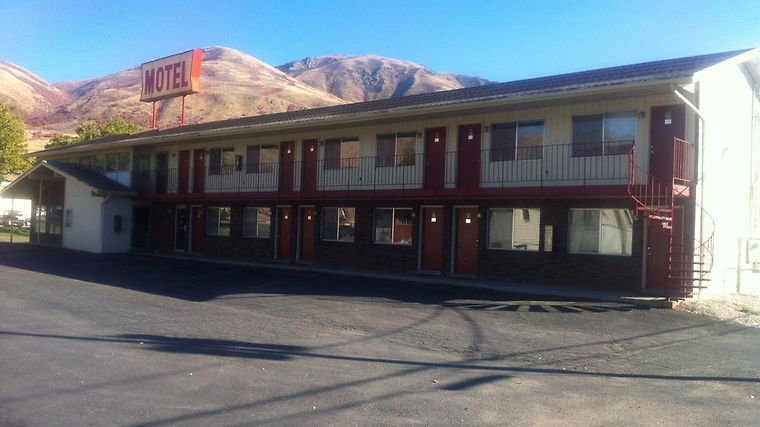 Galaxie Motel Brigham City Exterior Hotel information