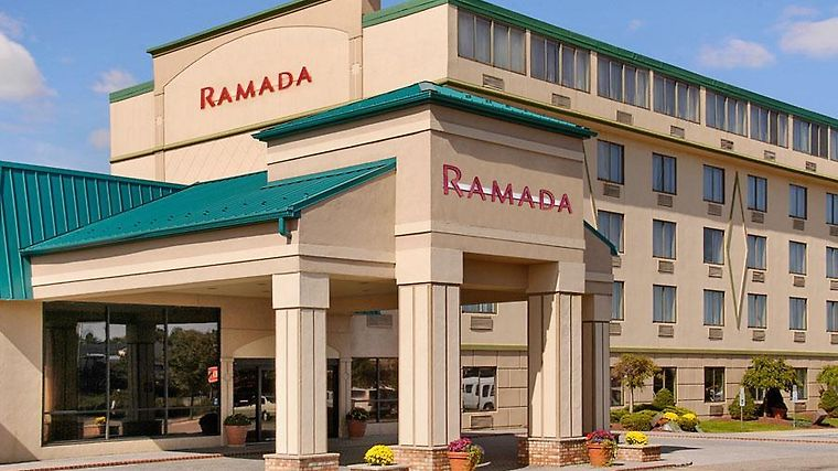 Ramada East Hanover Hotel And Conference Center Exterior Hotel information