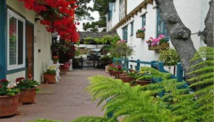 HOTEL NORMANDY INN CARMEL-BY-THE-SEA, CA 3* (United States) - from ...