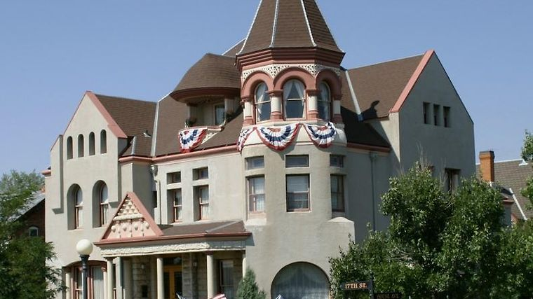 Nagle Warren Mansion Exterior Hotel information