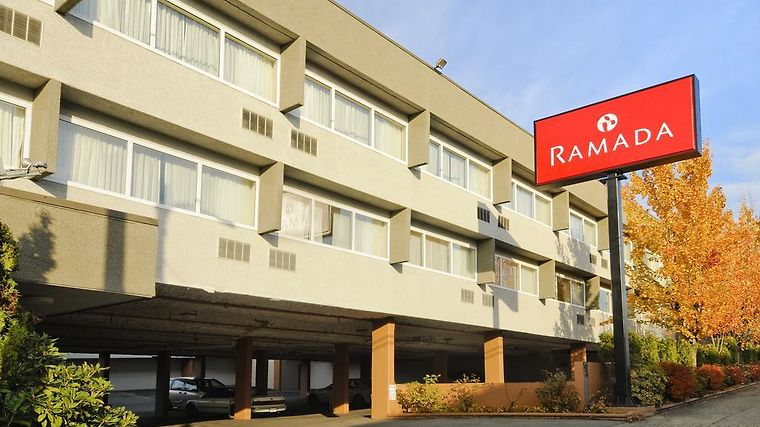 Ramada Vancouver East Exterior Photo album