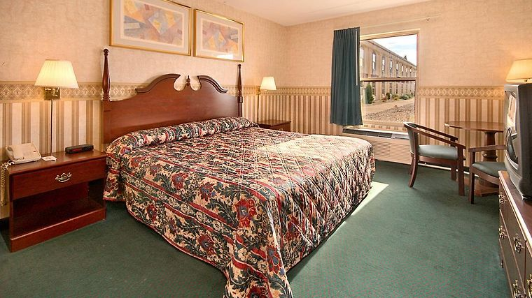 Americas Best Inns-Anderson photos Room