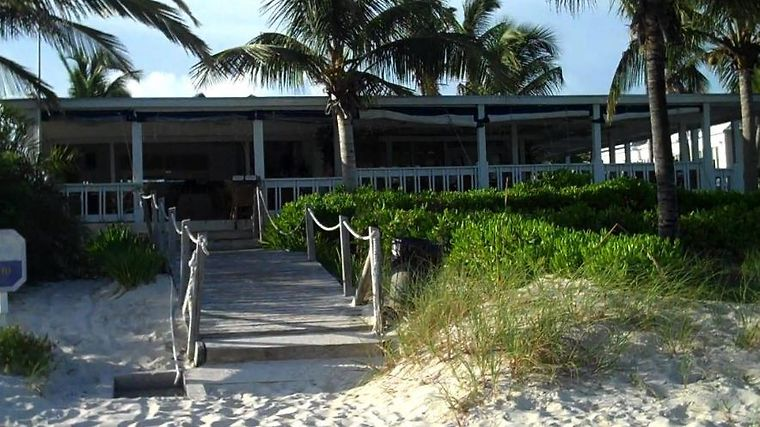 Sibonne Beach Hotel Grace Bay Exterior Photo album