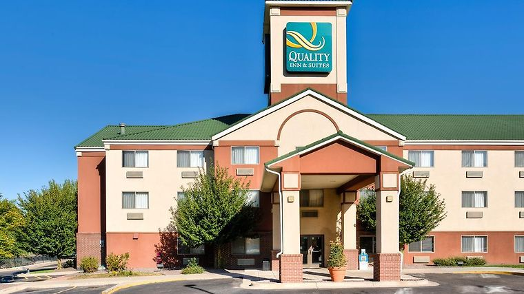 Quality Inn & Suites Exterior Photo album