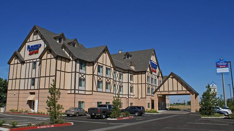 Fairfield Inn & Suites Selma Kingsburg Exterior Photo album