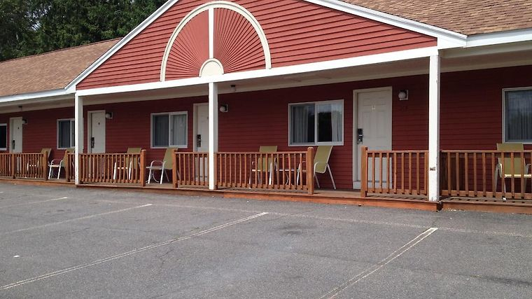 Blue Spruce Motel Townhouses Exterior Hotel information