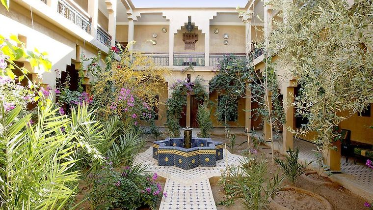 Hotel Kasbah Tizimi Exterior Hotel information