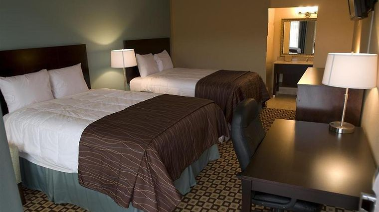 Budgetel Inn Atlanta Northeast Room Standard Double