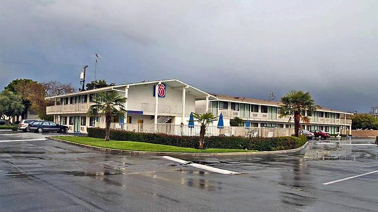 Motel 6 Sunnyvale South Exterior Exterior view