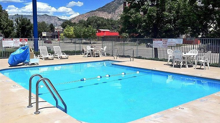 Motel 6 Ogden Facilities Pool view