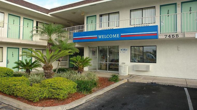 Motel 6 Kissimmee Main Gate West Exterior Exterior view