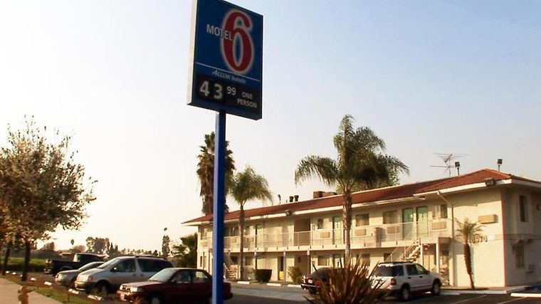Motel 6 Los Angeles - Rowland Heights Exterior Exterior view