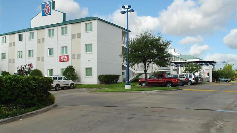 Motel 6 Houston - Westchase Exterior Exterior view